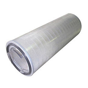 Twist Lock Pre Filter Cartridge , Dust Filter Cartridge Anti Static Coating