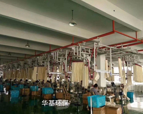 Needle Industrial Filter Cloth Nomex / M - Aramid Non Woven