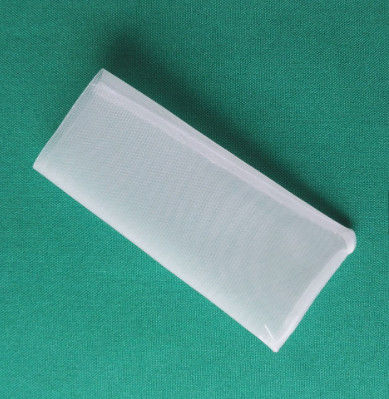 Nylon Micron Liquid Filter Bags Food Grade Monofilament Mesh Style Heat Stabilized