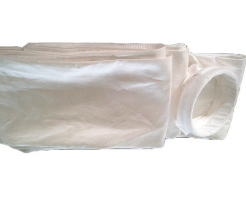 Pocket Filter Type Dust Filter Bag High Permeability For Dust Collection