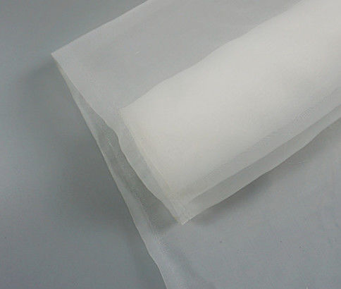 Easy Installation Woven Filter Fabric / Nylon Mesh Filter 100 - 600mm Micron