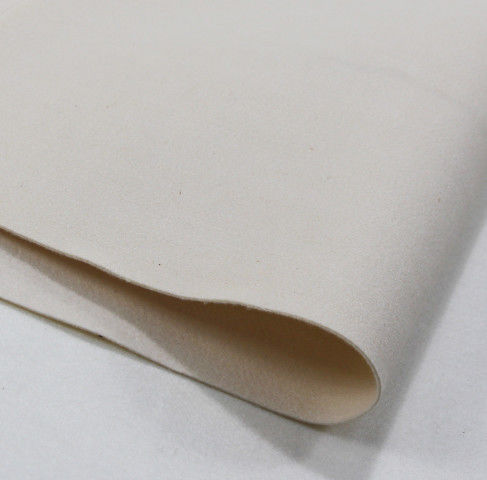 Needle Punched Polypropylene Filter Fabric Anti - Acid Chemical Resistance