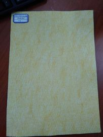 China Blended Fiberglass Felt Micron Filter Fabric , Dust Filter Fabric Plain Colors factory