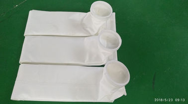 China Acid Alkali Resistant Polypropylene Filter Bags For Power Plant Dust Collector factory