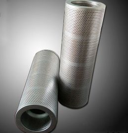 China ISO Standard 1 Micron Water Filter Cartridge / Pall Filter Element Stainless Steel factory